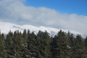 Vista del Cadí.