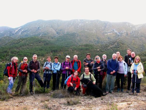 Foto de grup feta pel Joan Ramon Segura (gràcies per deixar-me compartir-la).
